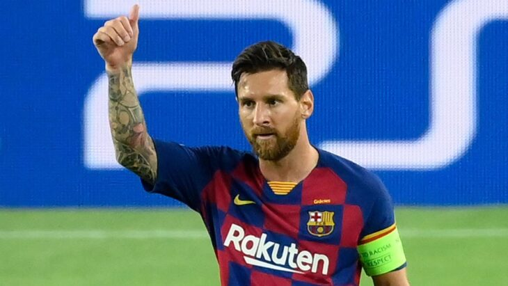Barcelona le reduciría el salario a Messi y al resto del plantel