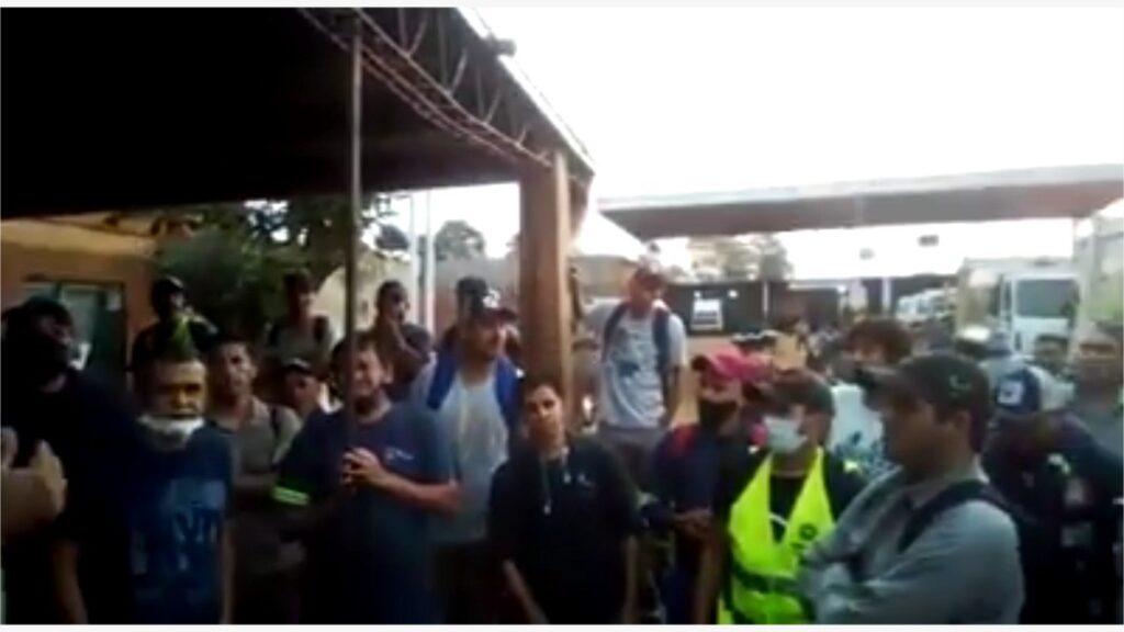"""Posadas: empleados municipales en asamblea exigen al sindicato que los representa a """"informar sobre un adicional"""""""
