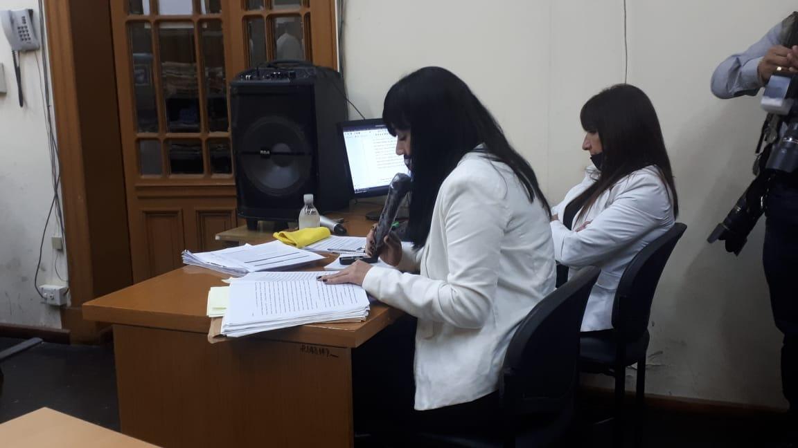 """Iniciaron el juicio contra """"Gaby"""" Leal, el tercer acusado por el asesinato de Pablo Fraire"""