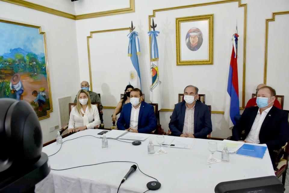 El gobierno de Misiones firmó con Nación un convenio para fortalecer la economía social