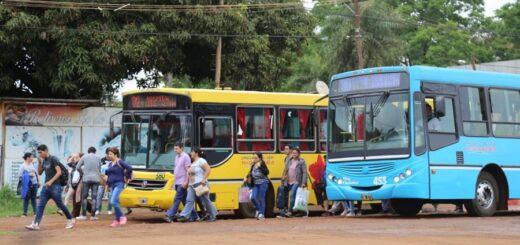 """""""No queremos más monopolio, buscamos que otra empresa ingrese a Garupá y que haya competencia"""", apuntó Emilio Acosta, usuario del transporte público"""