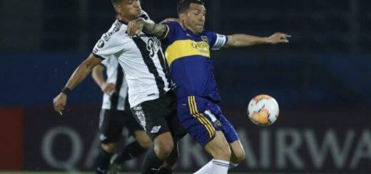 Boca Juniors recibirá mañana a Libertad de Paraguay en busca de la clasificación a la fase final