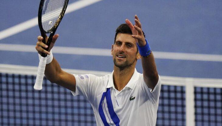 Novak Djokovic Fue Descalificado Del Us Open Por Haberle Pegado Un Pelotazo A Una Jueza De Linea Misionesonline