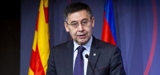 Acusan de corrupción a Josep Bartomeu, presidente del Barcelona FC
