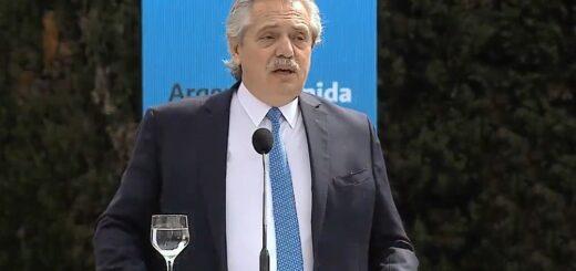 """Fernández: """"La rebaja de la coparticipación era una medida hablada con Rodríguez Larreta"""""""