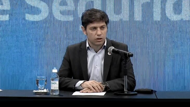 Anunciaron un salario inicial de bolsillo de 44 mil pesos para policías de Buenos Aires