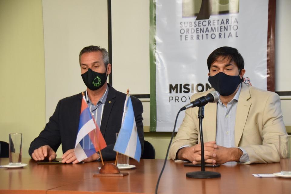 El Ministerio de Ecología de Misiones presentó el mapa para gestión de la emergencia ambiental