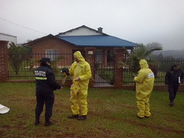 El STJ ratificó las condenas a prisión perpetua a los tres detenidos por el cuádruple homicidio de la familia Knack en Panambí