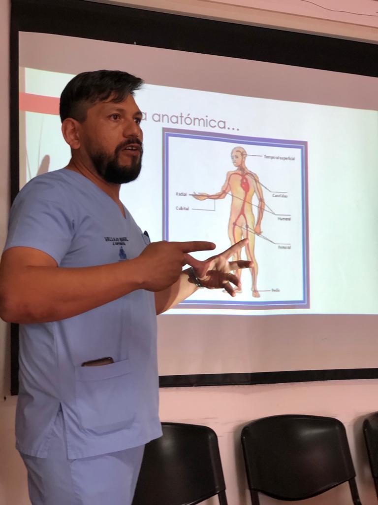 Actualización profesional en el Hospital de Área Puerto Rico