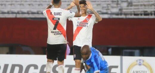 Desde las 21.30, River Plate buscará un triunfo ante Binacional