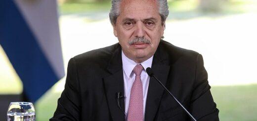 """Rebelión policial: """"No vale cualquier cosa a la hora de reclamar, no todo está permitido"""", señaló Alberto Fernández"""