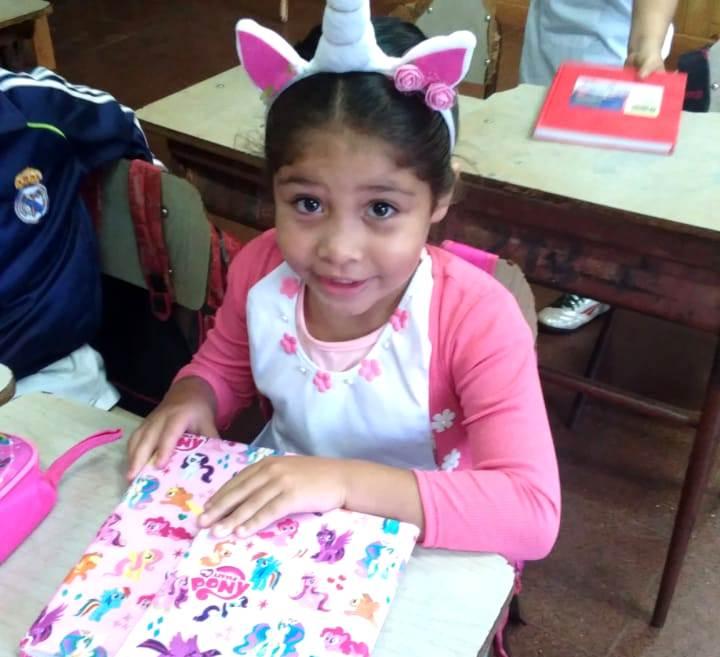 """Mejor Promedio: Astrid Guadalupe Benítez, de Campo Grande, es la ganadora del Premio """"Solari Bienes Raíces y CEM"""" de Primarias de Misiones"""