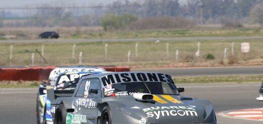 Automovilismo: por un problema mecánico Bundziak abandonó en el TC Mouras