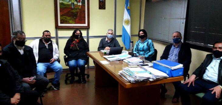 La CGE y el sindicato del personal no docente de Misiones acordaron el pase a planta de trabajadores contratados en 2008-2009