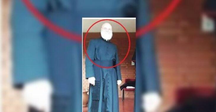 Solicitan a la Justicia la prohibición de salida del país del sacerdote Sidders