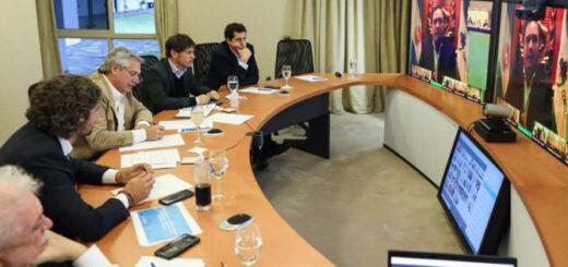 Gobernadores respaldaron la decisión del Presidente de crear un Fondo de Fortalecimiento Financiero Fiscal