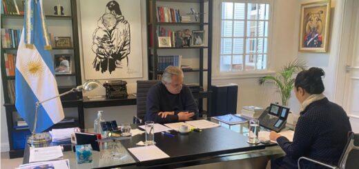 Alberto Fernández recibió una invitación del presidente Xi Jinping para visitar China