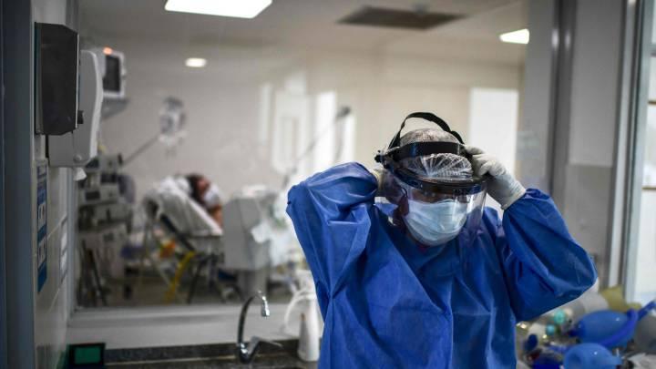 Coronavirus en Argentina: Con 110 nuevas muertes, son 12.909 los fallecimientos en la Argentina