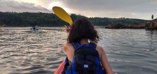 """Con una afortunada ganadora de la ciudad de Posadas llegó a su fin el multitudinario Concurso """"Un viaje en kayak por la Selva Misionera"""""""