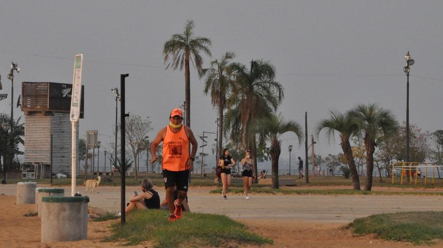 Misiones vivió una jornada con calor agobiante donde la temperatura llegó hasta los 38 grados
