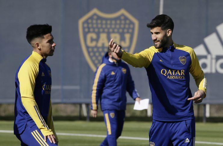 En Boca Juniors todos los hisopados dieron negativo y Russo tiene dudas para formar el equipo