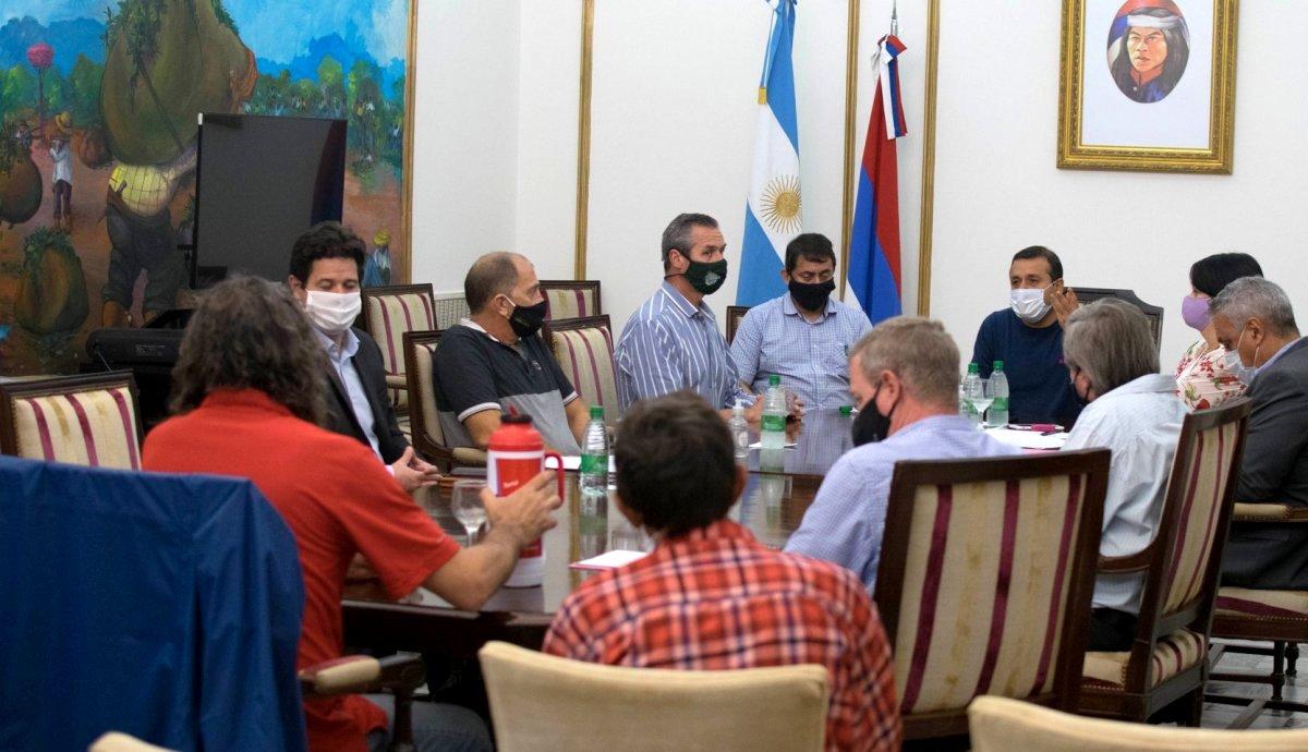 """El negocio de la usurpación: el ministro de Ecología de Misiones ratificó que """"la toma de tierras es un delito"""", y pidió a la justicia que actúe con más celeridad"""