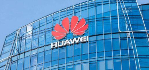misionera en un concurso de talentos de Huawei