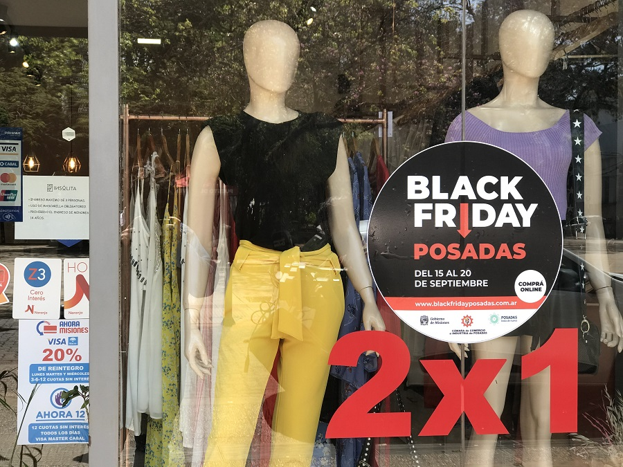Black Friday en Posadas