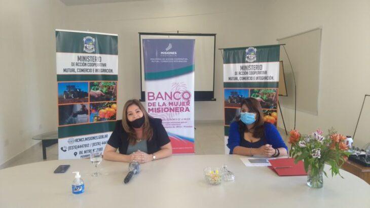 Banco de la Mujer: habilitaron la solicitud online de créditos para emprendedoras
