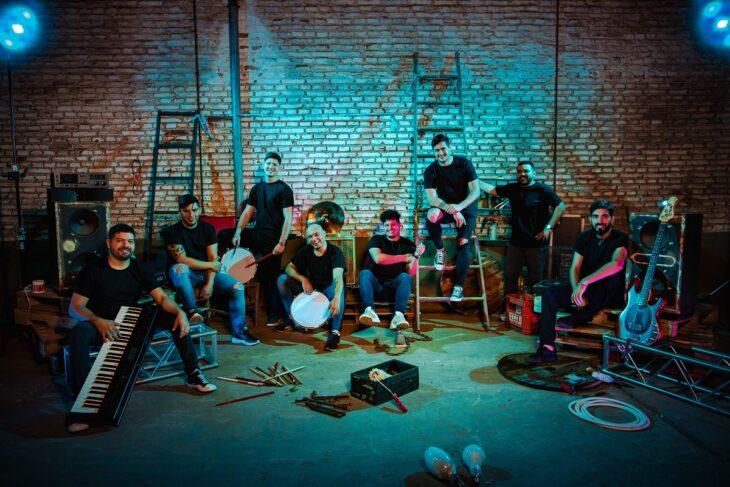 La banda de cumbia Caramba hará un show en vivo después de 7 meses