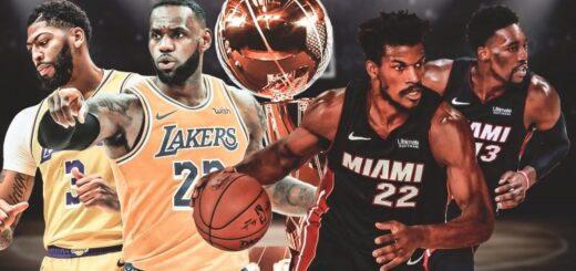 Comienzan las Finales de la NBA entre Miami Heat y Los Ángeles Lakers: cronograma y todo lo que hay que saber