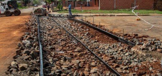 Reparan badenes en distintos barrios de Posadas