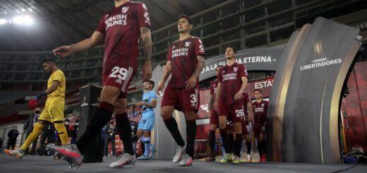 Copa Libertadores: River se floreó en Perú y goleó a Binacional 6-0