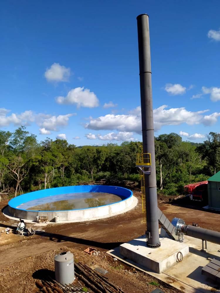 Misiones: para inicios de 2021 estaría en marcha la planta MM Bioenergía que comenzará a vender a la red del sistema interconectado nacional desde Cerro Azul