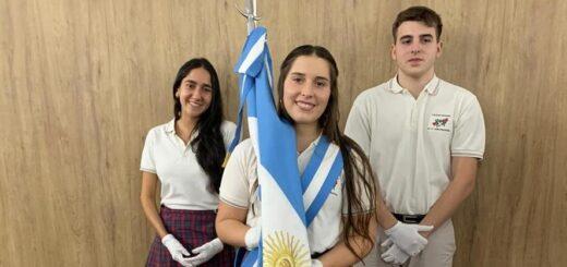 """Mejor Promedio: Sabrina Rott, de Chaco, es una de las ganadoras de la """"Beca De La Finca"""" de Secundarias del Resto del País"""