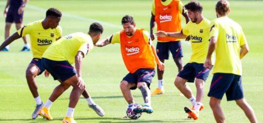 Messi continuará en el Barcelona: cuándo y cómo será su retorno a los entrenamientos