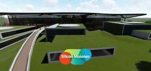"""""""El Sillicon Misiones será una ciudad inteligente que generará fuentes de trabajo genuinas para nuestros jóvenes"""" afirmó Flavia Morales"""