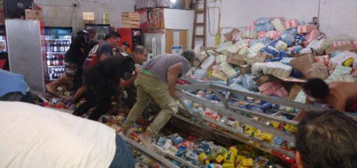 El local de la tragedia en el barrio Los Manantiales de Posadas no estaba habilitado según precisaron fuentes de la Municipalidad