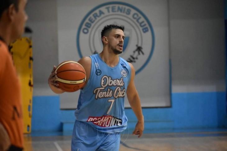 Oberá Tenis Club dirá presente en la burbuja sanitaria de Córdoba de la Liga Nacional