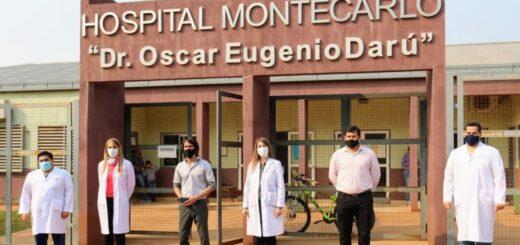 """Montecarlo: comenzaron a realizar cirugías en el Hospital """"Dr. Oscar Darú"""""""