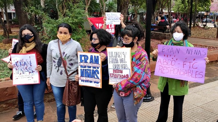"""La madre de una de las niñas misioneras asesinadas en Paraguay aseveró que """"la sangre derramada no quedará impune"""""""
