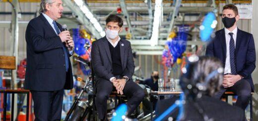 Alberto Fernández anunció una línea de créditos para la compra de motos de industria nacional