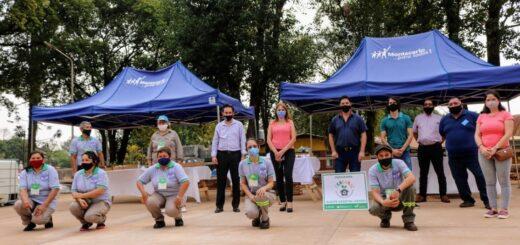 """EcoCanje en Montecarlo: """"El aporte de cada uno y desde cada hogar es fundamental para cuidar el medio ambiente"""""""
