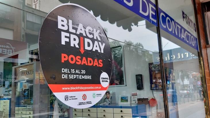 Comenzó el Black Friday en Posadas: habrá más de 100 efectivos de la Policía de Misiones realizando tareas preventivas durante los 6 días