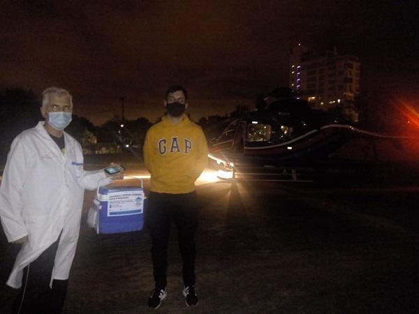Eldorado: se realizó otra ablación de órganos y tejidos en el hospital Samic