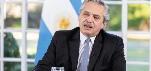 """Alberto Fernández: """"Parte de la justicia, la política y los medios acordaron difamar y perseguir opositores"""""""