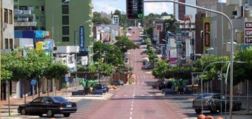 Alerta roja y toque de queda en cuatro barrios de Foz de Iguazú por casos de coronavirus