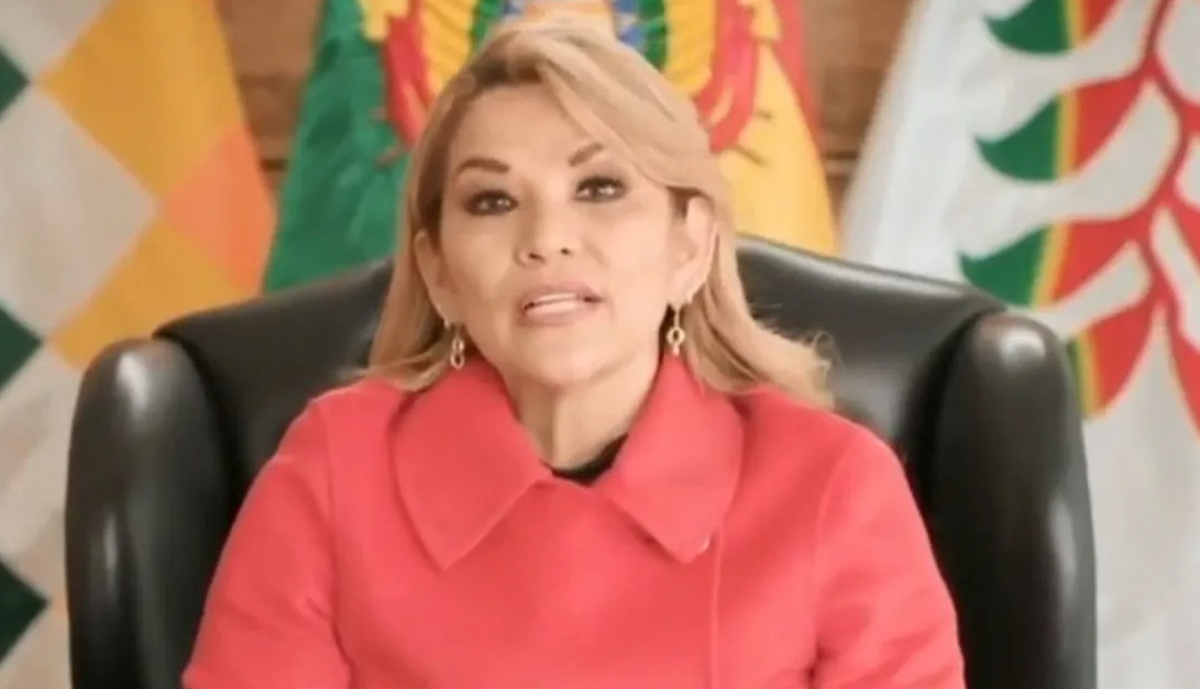 """Jeanine Áñez denunció """"acoso sistemático"""" de Argentina en la Asamblea General de la ONU - MisionesOnline"""
