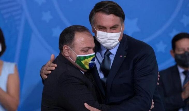 Bolsonaro confirma a un militar como ministro de Salud y se queja por la demora del regreso a clases