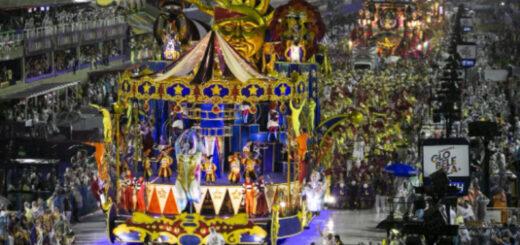 carnavales de Río de Janeiro